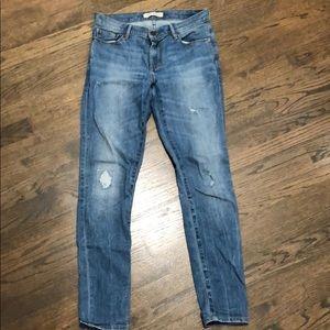 Banana Republic skinny jean size 26